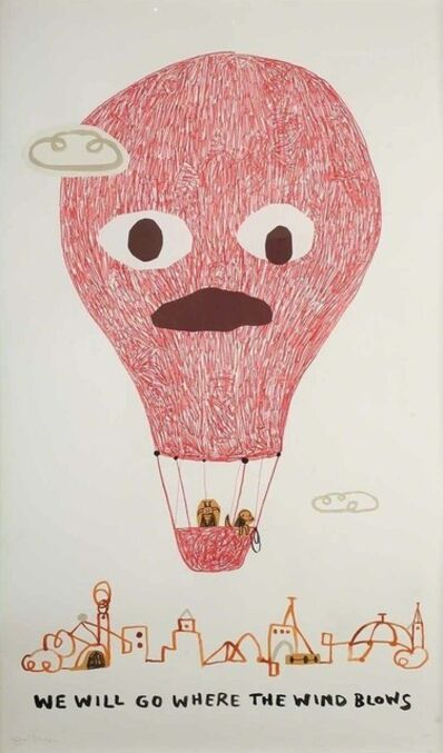 Souther Salazar, 'We Will Go Where The Wind Blows', 2009