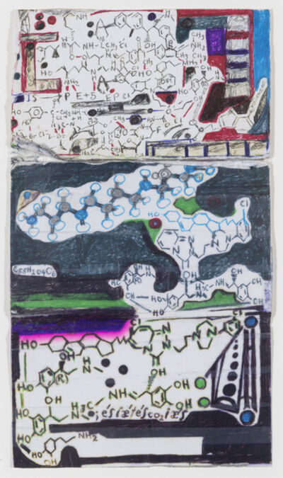 Melvin Way, 'Sechlorum', 2018