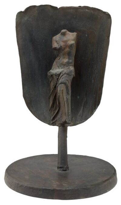 Jim Dine, 'Lady and a shovel', 1983