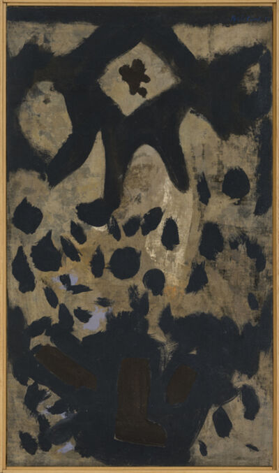 Perle Fine, 'Dialogue', 1952