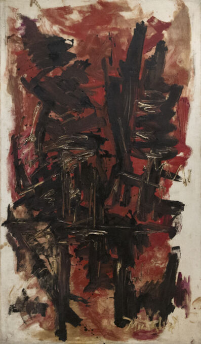 Michael Corinne West, 'The Day After', 1963