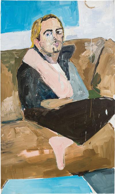 Henry Taylor, 'Matt Siegle', 2011