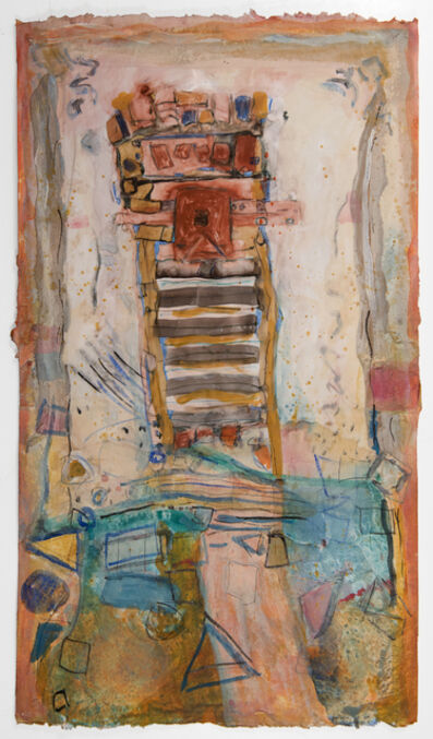 Vincent Baldassano, 'Steppin Up in Siracusa', 2017