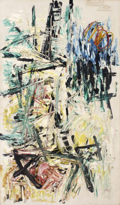Michael Corinne West, 'La Voir(The Sight) after Juan Gris', 1956