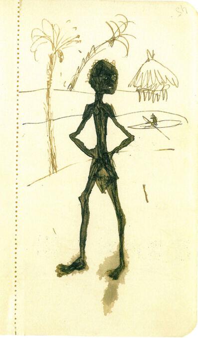 Pablo Picasso, 'Enfant avec hutte et Palmier', 1905
