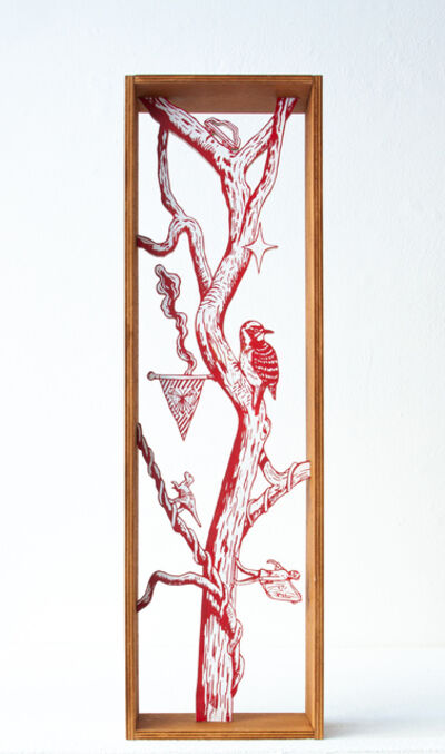 Kenichi Yokono, 'branch', 2019