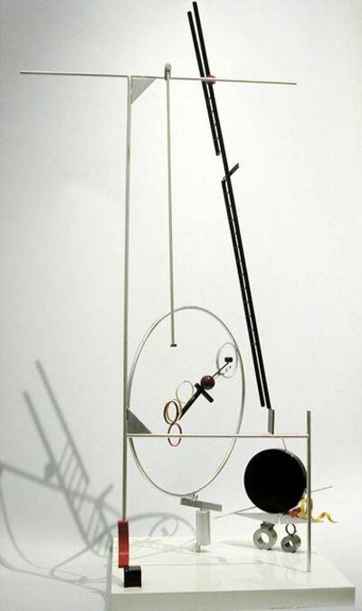 Fletcher Benton, 'Circus Construct No. 22 ', 2006