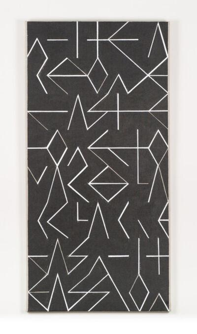 Emilia Azcárate, 'Sin título (White face powder has the power to make black lacquer as white as snow)', 2014