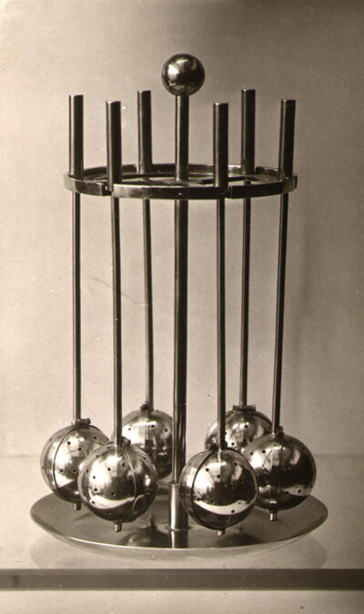 Otto Rittweger, 'Tea Infuser Set', 1924