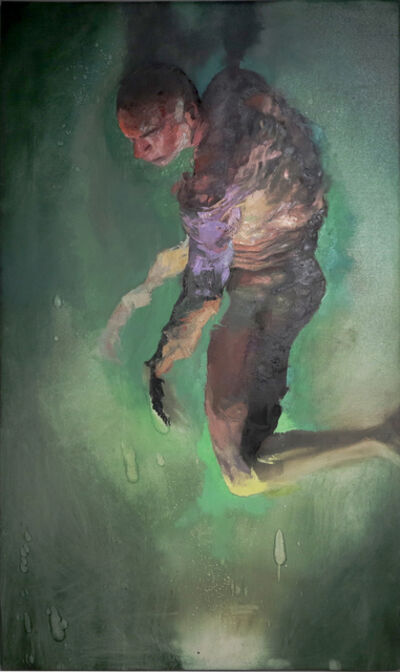 Hannah Vandermolen, 'James Underwater', 2018
