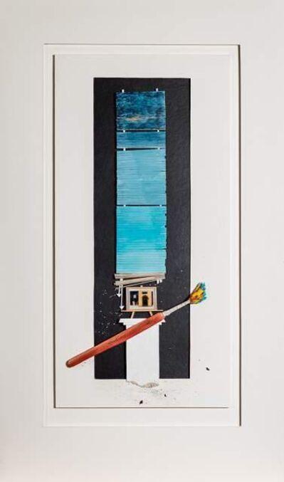 Katharine Owens, 'Artist Window #1', 2019