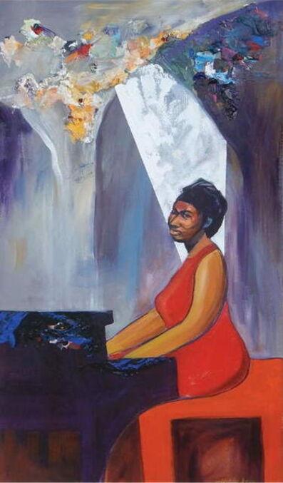 Hubert Jackson, 'Aretha at Bohemian Caverns', 2019