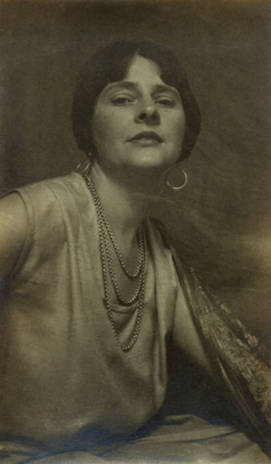 Anne Brigman, 'Portrait of a Woman', 1929