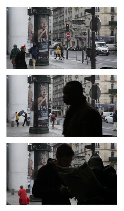 Anna Malagrida, '25 Rue de Renard|28 Rue du Quatre Septembre', 2016