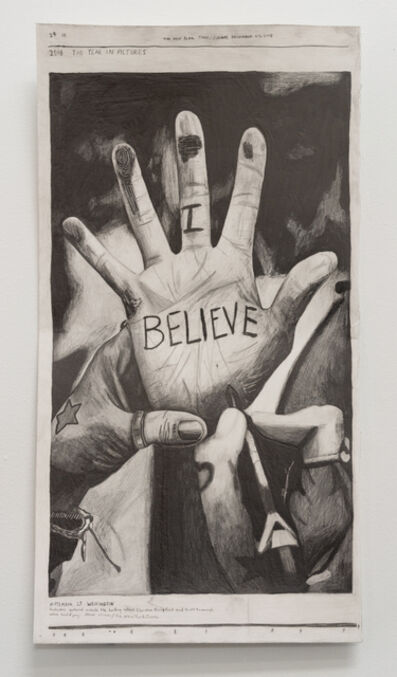 Libby Black, 'I Believe', 2019