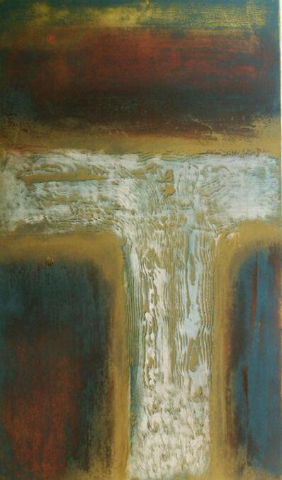 CathyJean Clark, 'Meditations, Waterfall VIII', 2018