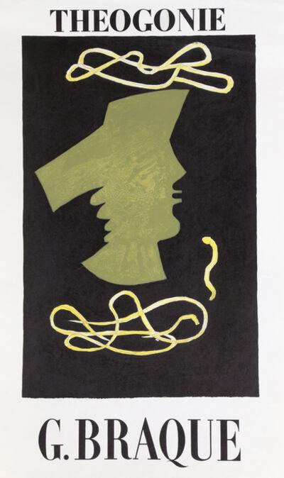 Georges Braque, 'Theogonie ', ca. 1960
