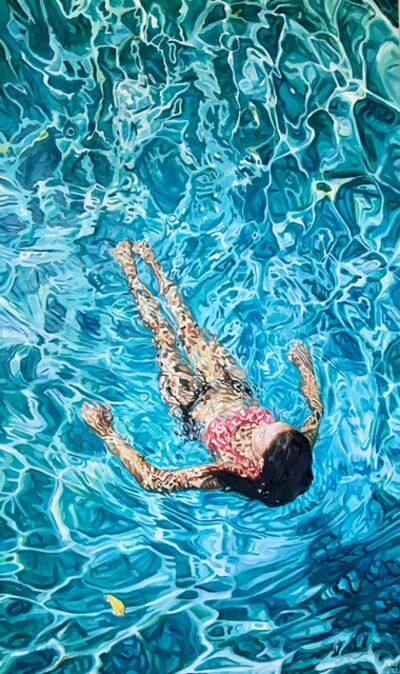 Heather Horton, 'Danielle, Falling', 2017