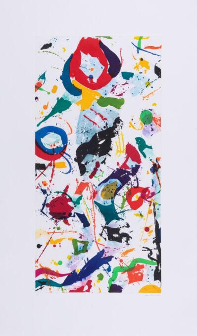 Sam Francis, 'Composition 79', 1991