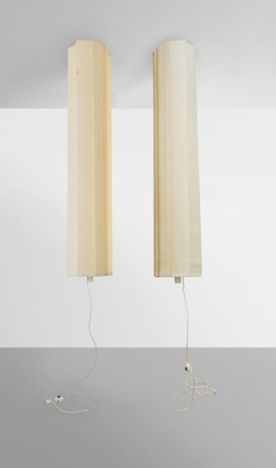 Paolo Tilche, 'A pair of 'Spyder' hanging lights', 1962