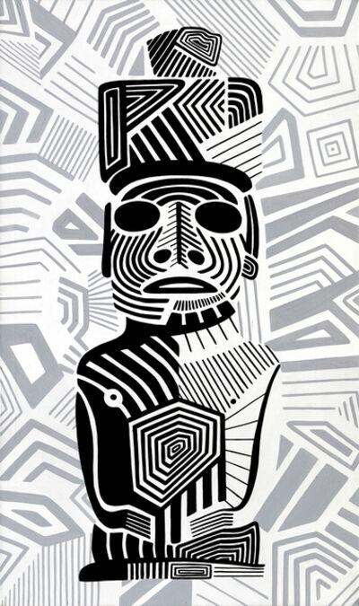 Daniele Locci, 'Moai N3', 2016-2019