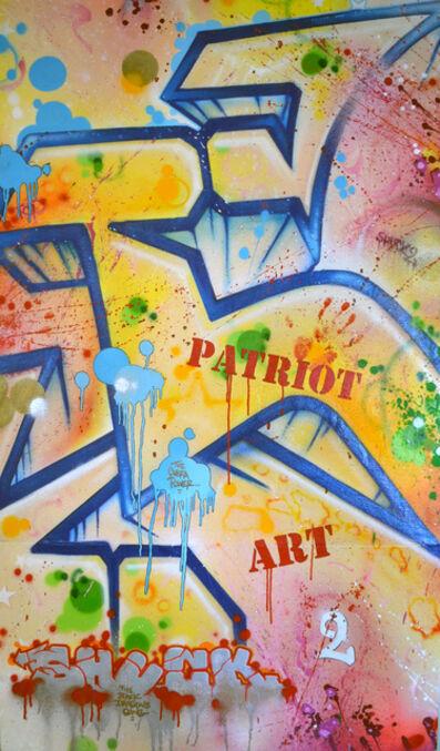 shuck2, 'Patriot Art', 2010
