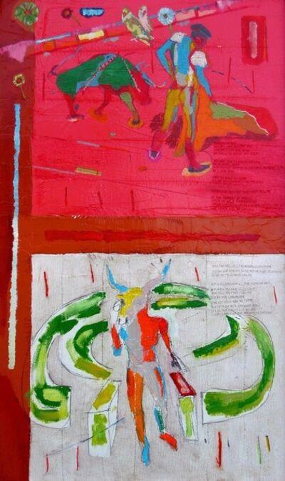Will Pope, 'The Matador and the Minotaur', ca. 2000