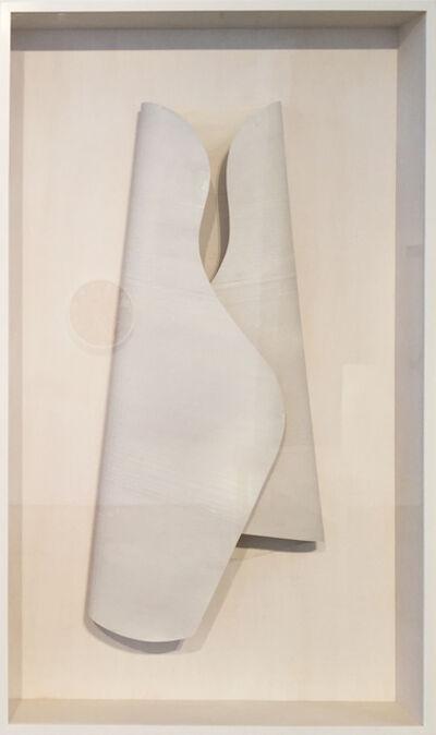 Manfred Müller, 'White Prelude #926', 2016