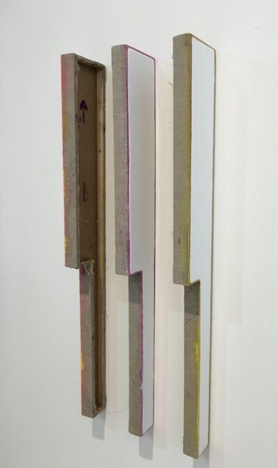 Finbar Ward, 'Untitled (Three Part Polygon)', 2016