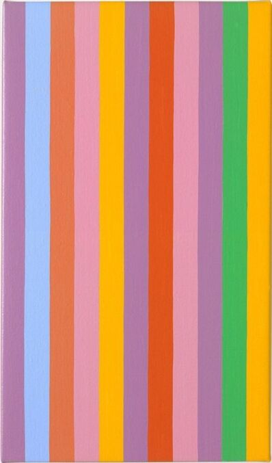 Bridget Riley, 'Rose Rose 14', 2011