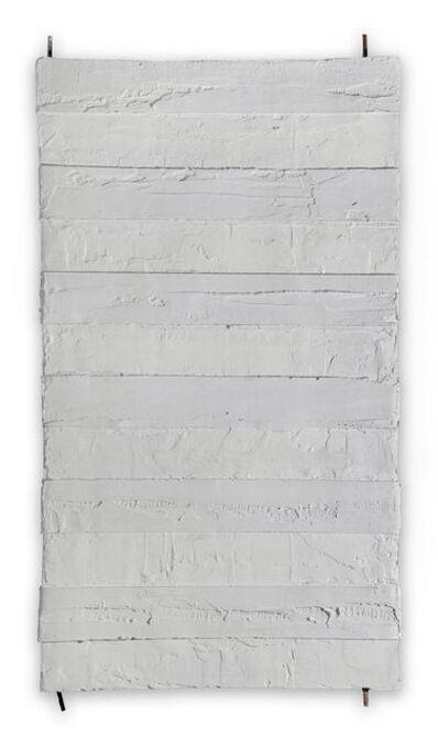 Pierre Auville, 'White Stripes', 2016