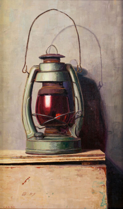 Greg Gandy, 'Old Lantern', 2018