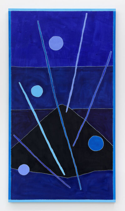 Russell Tyler, 'Blue Moons', 2019
