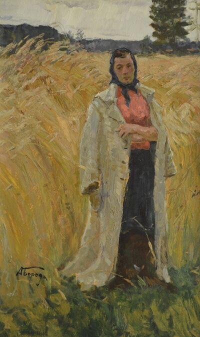 Aleksey Ivanovich Borodin, 'Alone', 1958
