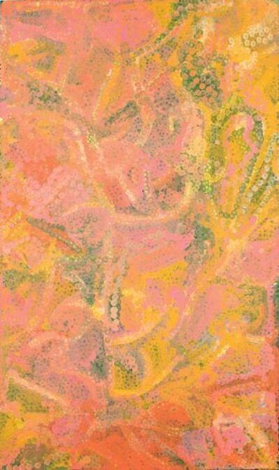 Emily Kame Kngwarreye, 'Spirit Desert III', 1992