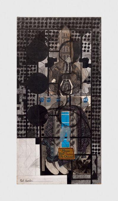 Ray Johnson, 'Untitled (Tab Hunter)', 1976, 1977, 1978, 1992