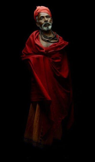 Denis Rouvre, 'SADHU (RED)', 2013