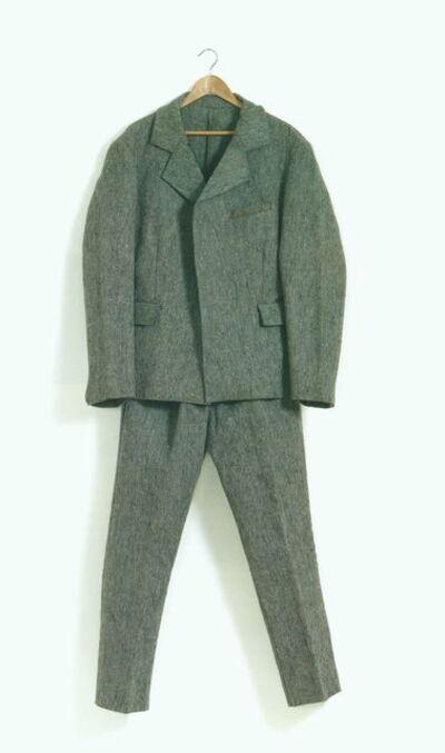 Joseph Beuys, 'Filzanzug (Felt Suit)', 1970