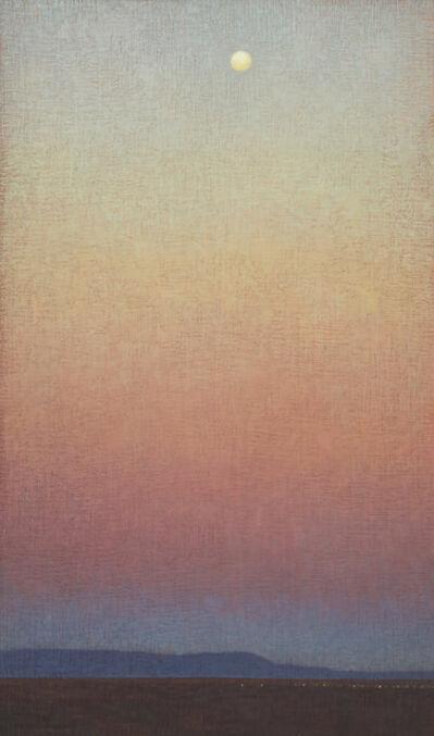 """David Grossmann, '""""Morning Transitions""""', 2017"""