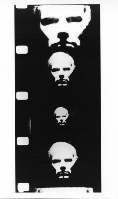 Gerard Malanga, 'Andy Warhol: Portraits of the Artist as a Young Man, the concluding sequence. Movie-still', 1964