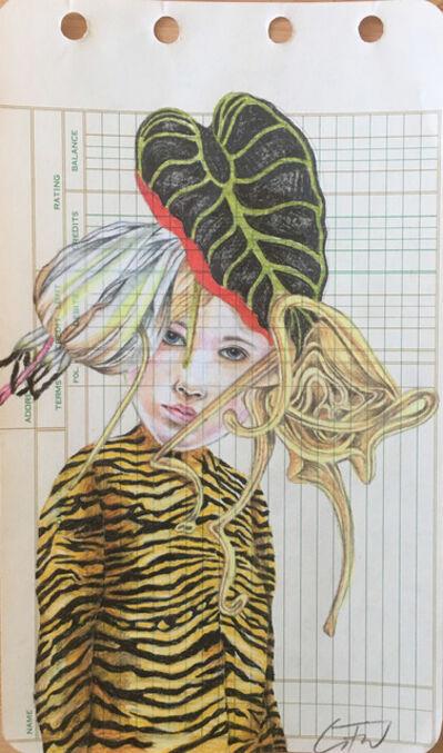 Lori Field, 'Tigerlily', 2017