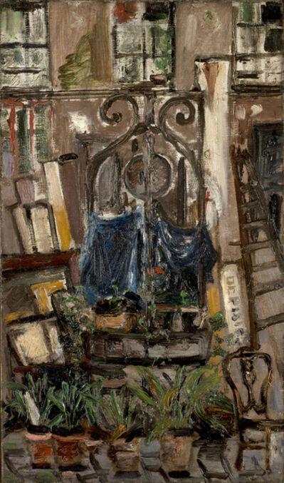 """Filippo De Pisis, '""""The Well""""', 1926"""