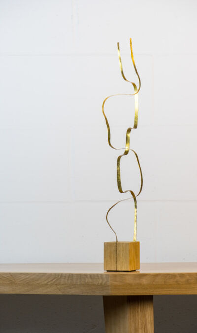 """Jacques Jarrige, 'SCULPTURE in brass by Jacques Jarrige """"Angel #15', 2017"""