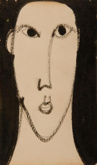 Liliana Maresca, 'Mascaritas', ca. 1994