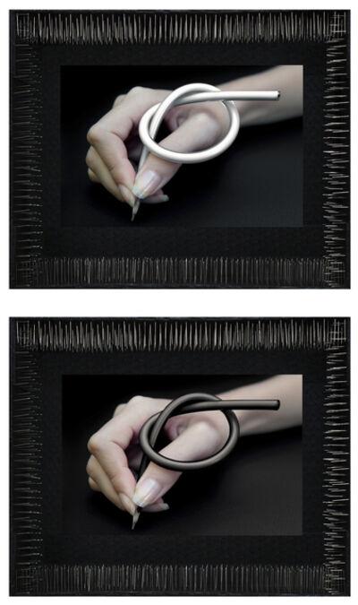 Lidzie Alvisa, 'Dibujo - Diptych', 2007