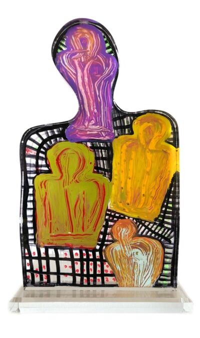 Humberto Poidomani, 'MY MANY SELVES.', 2018