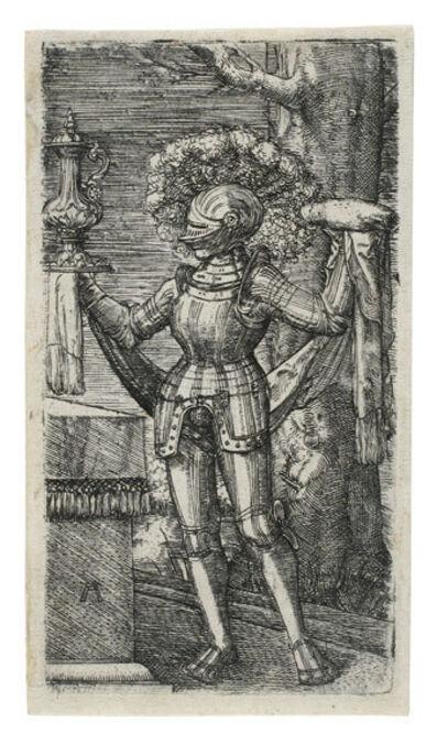 Albrecht Altdorfer, 'Standing Knight ', ca. 1512