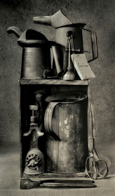 Arkady Lvov, 'Old Metal Objects', 2013