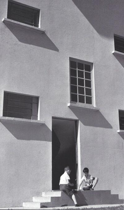 German Lorca, 'Apartamentos', 1952/1980