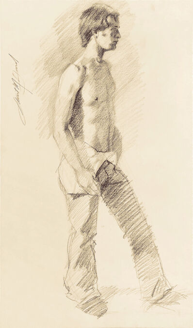 Mark Beard, 'Untitled (Man Undressing)', ca. 1974